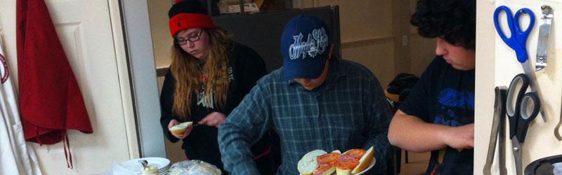 panini-making