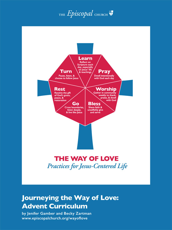 The Way of Love - Advent Talk