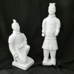 Ceramic Terracotta Style Warriors