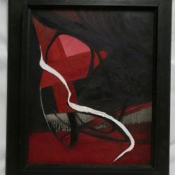 Lois Brenner Smith Abstract Oil Painting