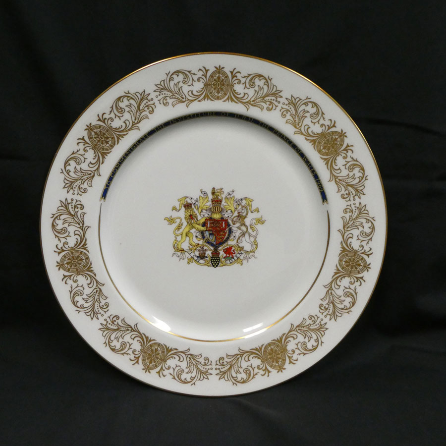Commemorative Plate - Charles, the Prince of Wales