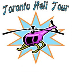 Helicopter Ride over Toronto